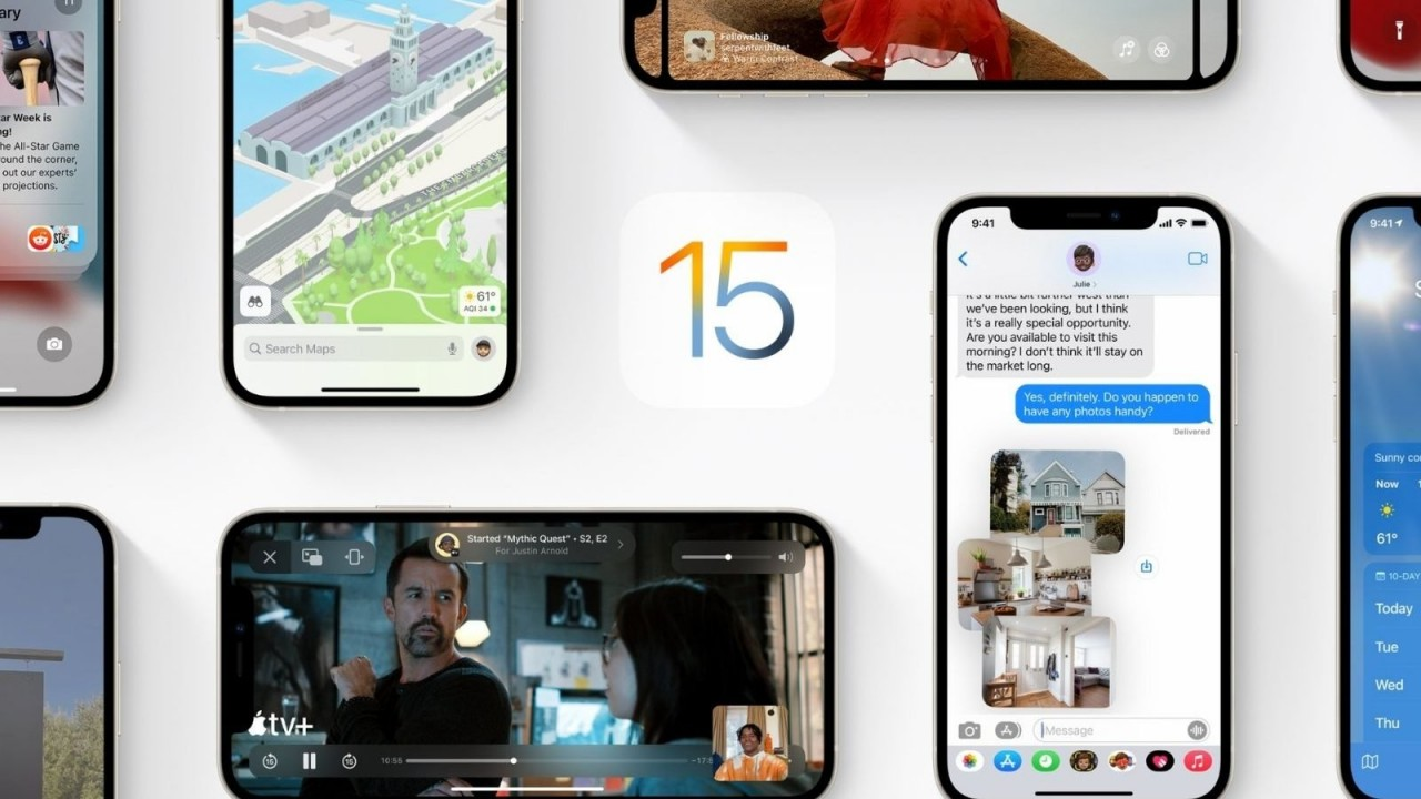 Apple Is Adding These New Features in Upcoming iOS 15 Update